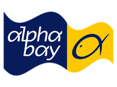 logo ALPHA BAY
